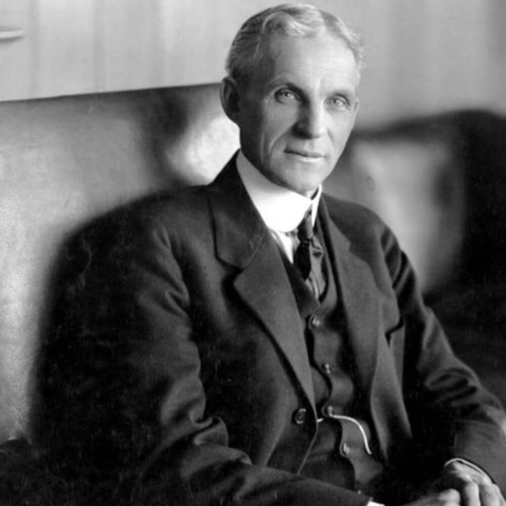 account of the life of henry ford